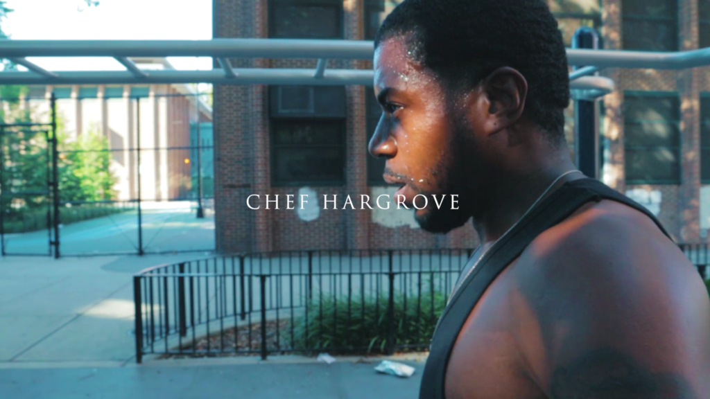 Chef Hargrove Workout